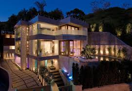 104 Beverly Hills Modern Homes Mansion Grove Whipple Russell Architects