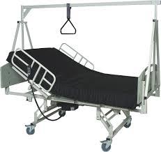 Medline Hospital Bed by Med Essentials Beds