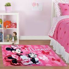 Minnie Mouse Bed Decor by Minnie Mouse Rug Ebay