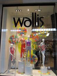 Wallis Window Display Spring Summer 2012 By D1 Design Creative