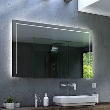 design spiegel city led ts1 auf maß
