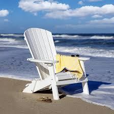 Polywood Adirondack Chairs Folding by Amish Poly Wood Folding Adirondack Chair Leisure Lawns