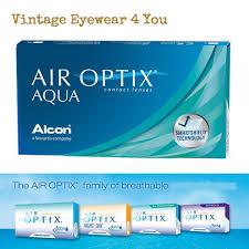 Alcon AIR OPTIX AQUA 6pcsboxDealer Products FREE TIRAL