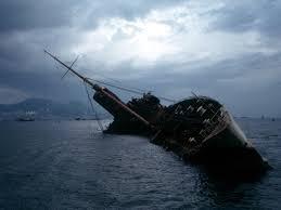 Rms Olympic Sinking U Boat by Queen Elizabeth Lostliners
