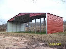 Alabama Metal Barns Steel Barns Barn Prices