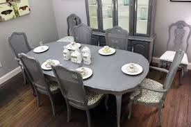 Modern Dining Room Sets With China Cabinet by French Provincial China Cabinet And Dining Table With 8 Chairs