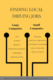Companies With Local Driving Jobs | Trucking Life | Pinterest