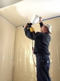 Best Airless Paint Sprayer For Ceilings by Easiest Way To Paint A Ceiling So Much To Spray