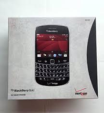 Amazon Verizon Wireless BlackBerry Bold Touch 9930 smartphone
