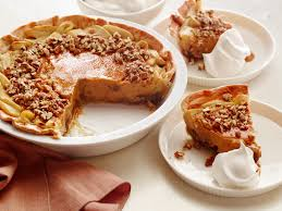 Pumpkin Pie With Pecan Praline Topping by Get The Best Ever Dessert Recipes And Tips From Your Favorite