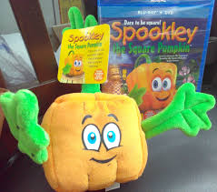 Spookley The Square Pumpkin by Spookley The Square Pumpkin