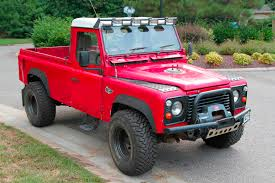 1986 Land Rover Defender 110 V8 Pickup For Sale On BaT Auctions ... 1987 Land Rover Defender 110 Firetruck Olivers Classics Used Car Costa Rica 2012 130 Wikipedia Working Fitted With A High Pssure Pump In 2015 Vs 2017 Discovery Nardo Grey Urban Truck Pinterest Rovers This Corvette Powered Pickup Is What Dreams 2013 Image 137 High Capacity 2007 Wallpapers 2048x1536 Shows Off Their Modified Lineup By Trucktuningcult Ultimate Edition
