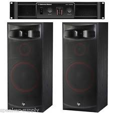 cerwin vega speakers 15 ebay