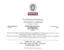 bureau verita bureau veritas confirms compliance of roaims to