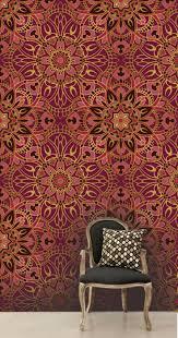 Metallic Tile Effect Wallpaper by Best 25 Metallic Wallpaper Ideas Only On Pinterest Gold