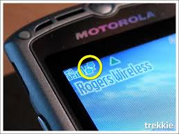GPRS Icon Moto Razr