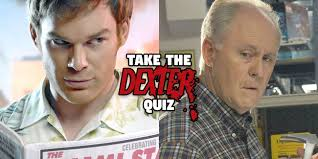 100 Dexter The Ice Truck Killer Youre Officially Twisted If You Can Get 100 On This