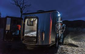 Airstream Basecamp: The Airstream You Can Pull Behind A Subaru ...