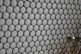 Unsanded Tile Grout Caulk by Penny Tile Bathroom Backsplash Ellis U0026 Page