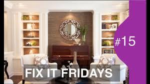 104 Home Decoration Photos Interior Design Small Living Room Decorating Ideas Fix It Fridays 15 Youtube