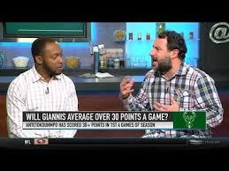 Will Giannis Average 30 PPG Will Bucks forward Giannis