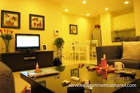furnished 2 bedroom apartment for rent in iph cau giay