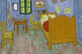 das schlafzimmer in arles der leiermann