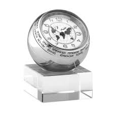 horloge de bureau design horizon pendule cadeaux d affaires