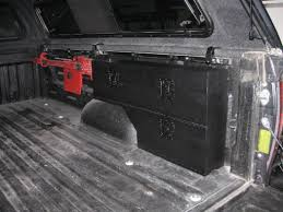 Custom Tundra Wheel Well Tool Boxes Tundratalk Toyota Tundra For ... Truck Tool Boxes Gladiator Toolbox Toolboxes Aeroklas Usa U Storage Drawers Bed Diy Welcome To Box Professional Grade For With Slide Out Wwwtopsimagescom Bakbox 2 Installation On Ford F150 Fence Armor Best Decked Featured On Diesel Brors Thrifty Toyota Hilux 16 Swing Case Right Side Ebay Listitdallas Choosing The Campways Accessory World Photo Gallery Unique Diamond Plate Alinum What You Need To Know About Husky Truck Bed Alinum Full Size Smline Low Profile