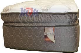 Corsicana Bedding Corsicana Tx by Woodlands Pillow Top A Low Cost Premium Mattress