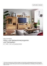 natura farmingdale wohnzimmer und esszimmermöbel in der