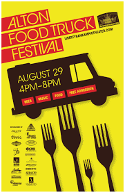 EVNTIV CREATES FOOD TRUCK FESTIVAL FOR ALTON, IL Evntiv Lv Food Truck Fest Festival Book Tickets For Jozi 2016 Quicket Eugene Mission Woodland Park Fire Company Plans Event Fundraiser Mo Saturday September 15 2018 Alexandra Penfold Macmillan 2nd Annual The River 1059 Warwick 081118 Cssroadskc Coves First Food Truck Fest Slated News Kdhnewscom Columbus Sat 81917 2304pm Anna The