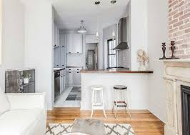 Inside A Mellow Monochrome Kitchen In New York