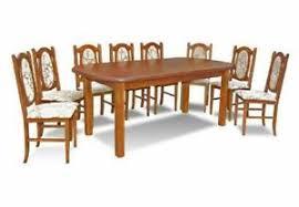 esstisch 8 stühle esszimmer set essgruppe landhaus stil