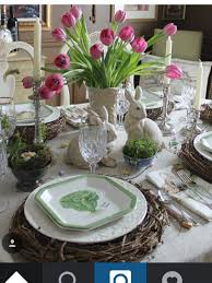 Easter Tables Cape