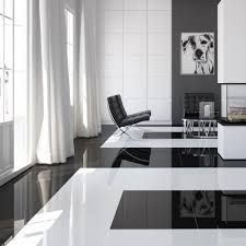 Tiles White Floor For Living Room Black Andwhite Combination Colour