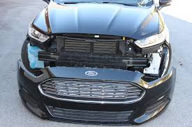 ford fusion front bumper cover removal 2013 second generation