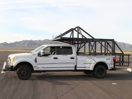 Ford Unveils Weird Camper Testing Rig For 2017 F-Series Super Duty ... Home Design This Fuckin Trailer Episode Diy Custom Toyhauler Homemade Truck Camper Is Brilliant Overland Kitted Built Slide On Campers Australia Youtube 1966 Chevrolet Pickup Truck Item D4339 Sol The Lung Of The Americas Adventureamericas Side Entry For Sale Expedition Portal Custom Tacoma Camper Phoenix Pop Up Building Of Your Dreams Man Designsbuilds Wooden Micro