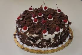 Black Forest Cake Classic Bakery