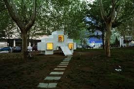 104 Eco Home Studio Micro House Liu Lubin Micro House Small House Architecture House