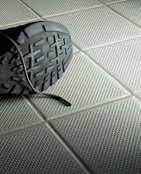 inspecting slip resistant flooring in commercial buildings