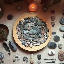My Zen Bowl Of Rocks Magick Pinterest Zen Painted Rocks And Rock
