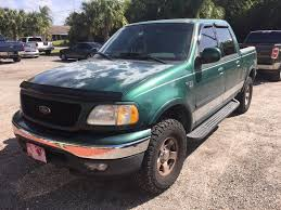 100 4 Door Pickup Trucks For Sale Used 2001 D F150 X Truck Port St Lucie FL 1KE12220