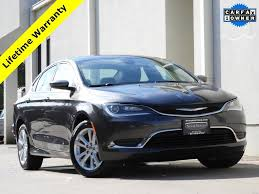 100 Lubbock Craigslist Cars And Trucks By Owner Chrysler 200 For Sale In Dallas TX 75250 Autotrader