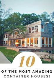 100 Container Houses Images Top 10 Seen On Houzz Recyclart