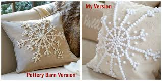 Pottery Barn Throw Pillows by Celebrate Creativity