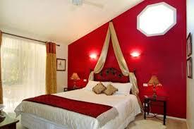 schlafzimmer dachschräge schlafzimmer rot freshouse