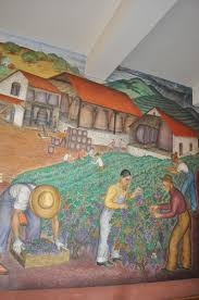 Coit Tower Murals Images by Coit Tower Mural Collectors Weekly