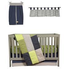 Trend Lab Crib Bedding 5 pc Perfectly Preppy Sam s Club