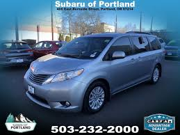 100 Portland Craigslist Cars And Trucks By Owner Toyota Sienna Vans Minivans For Sale In OR 97204